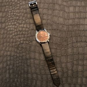 "Burberry ""The City"" Watch 38mm Unisex"